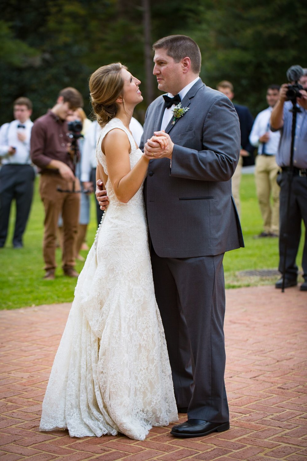 father daughter dance alabama wedding