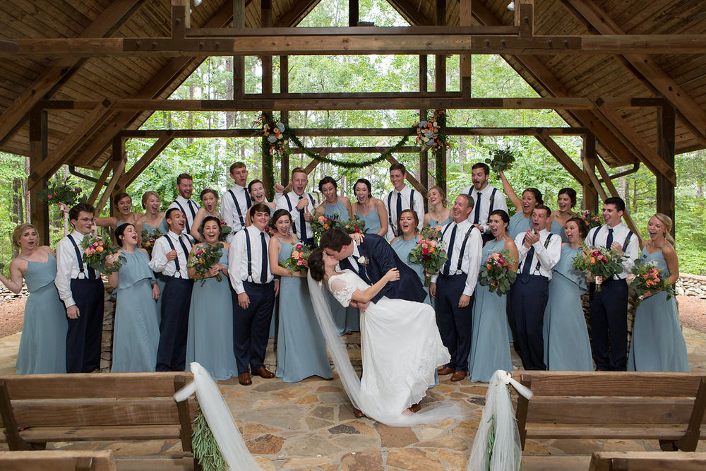 marcum full bridal party
