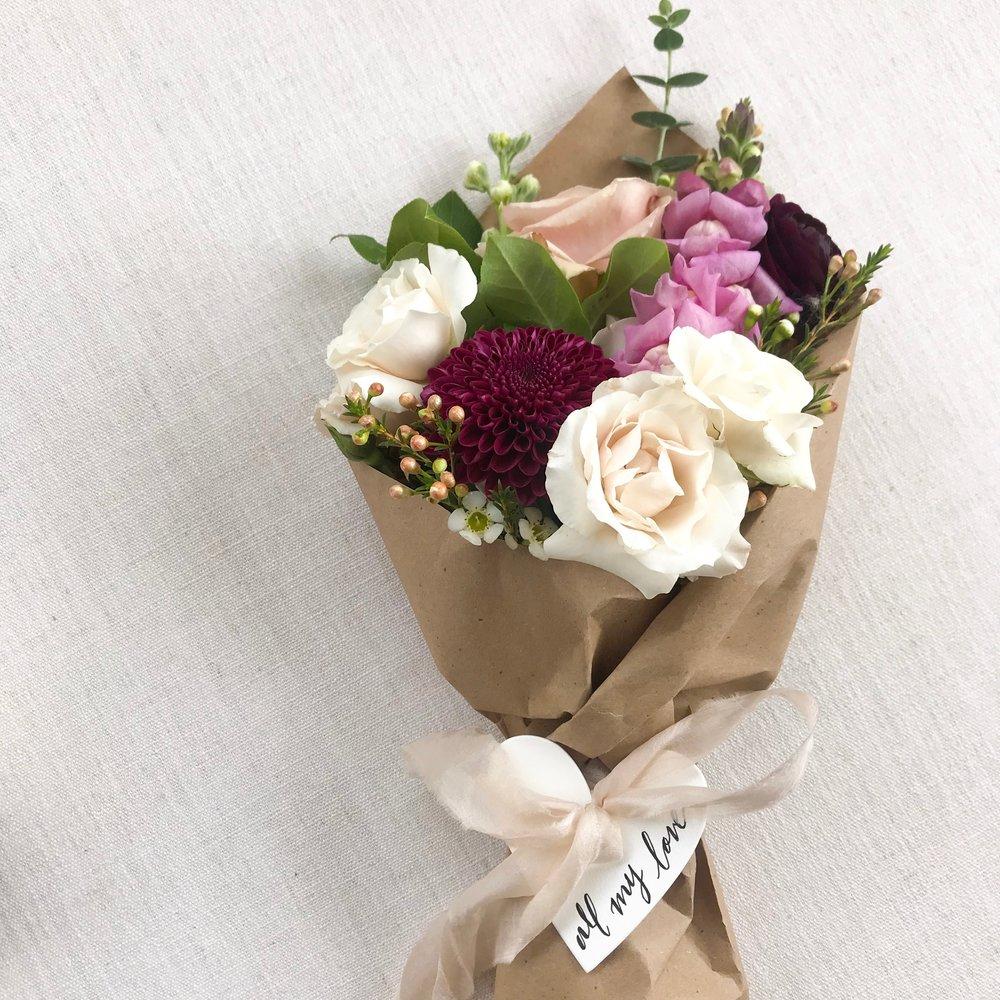 valentine flowers, valentine's bouquet, birmingham