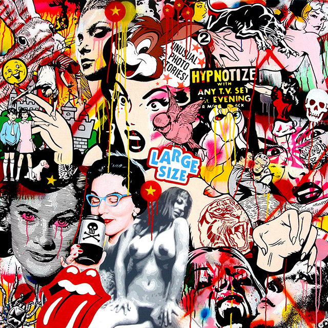 'Sniff Death/Hang Love' by Ben Frost