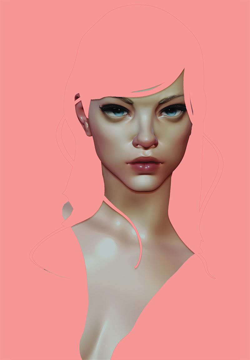 'Fading' by Cezar Brandao