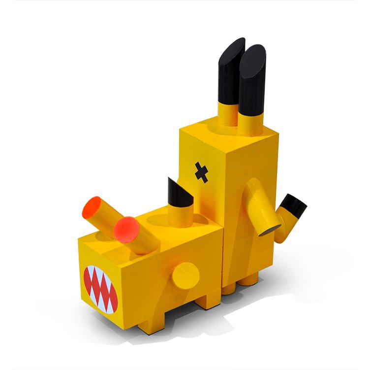 Pikachu Playset - by ADI -