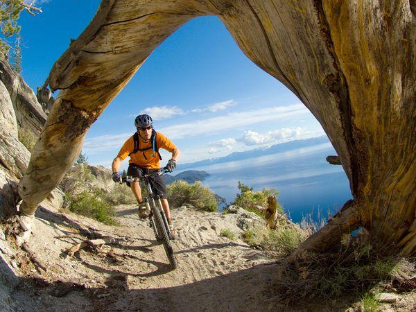 Flume & Rim Trail - Lake Tahoe, Nevada