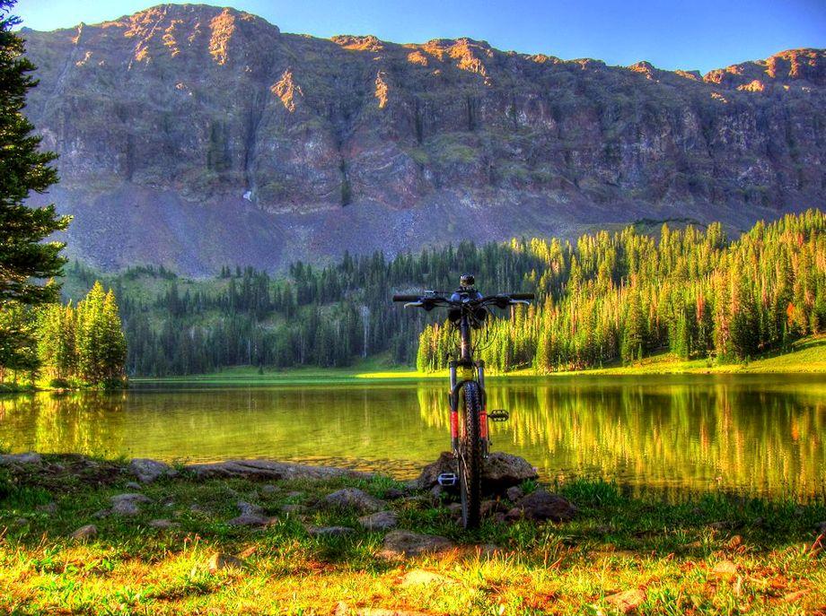 Emerald Lake - Bozeman, Montana