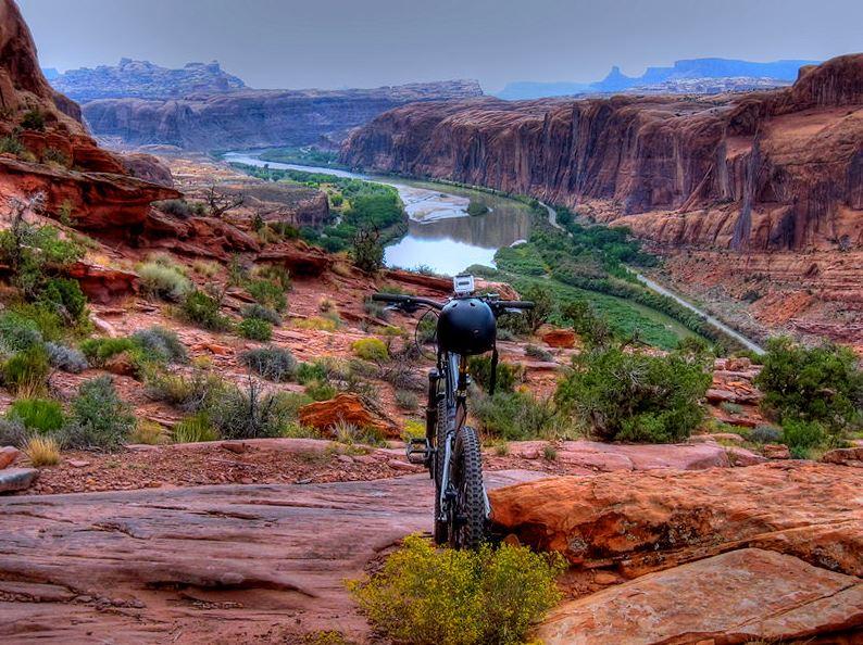Hidden Valley/Moad Rim Trail - Moad, Utah