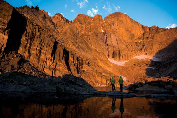 Longs Peak Diamond - Colorado