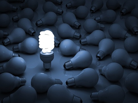 Change To Fluorescent Bulbs