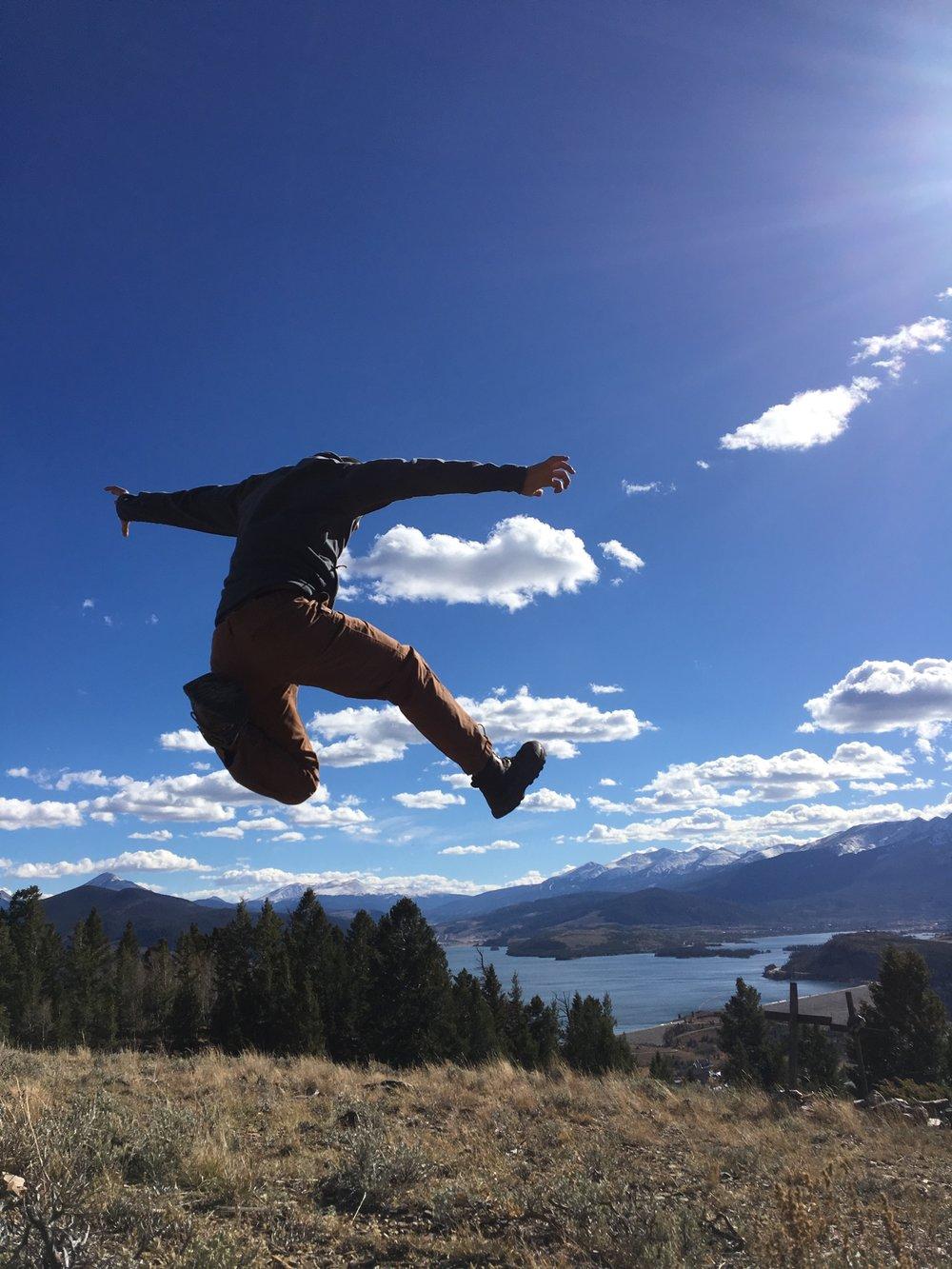 Dillon colorado ptarmigan trail overloop rekinspire.jpg