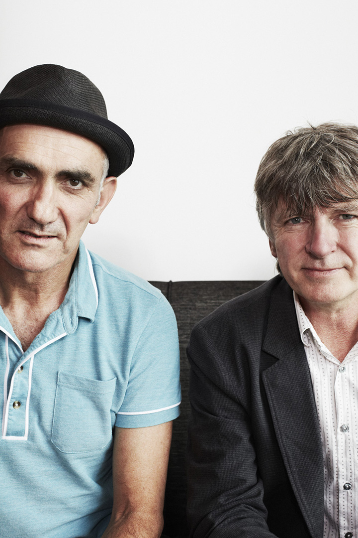 Paul Kelly & Neil Finn  Live Nation