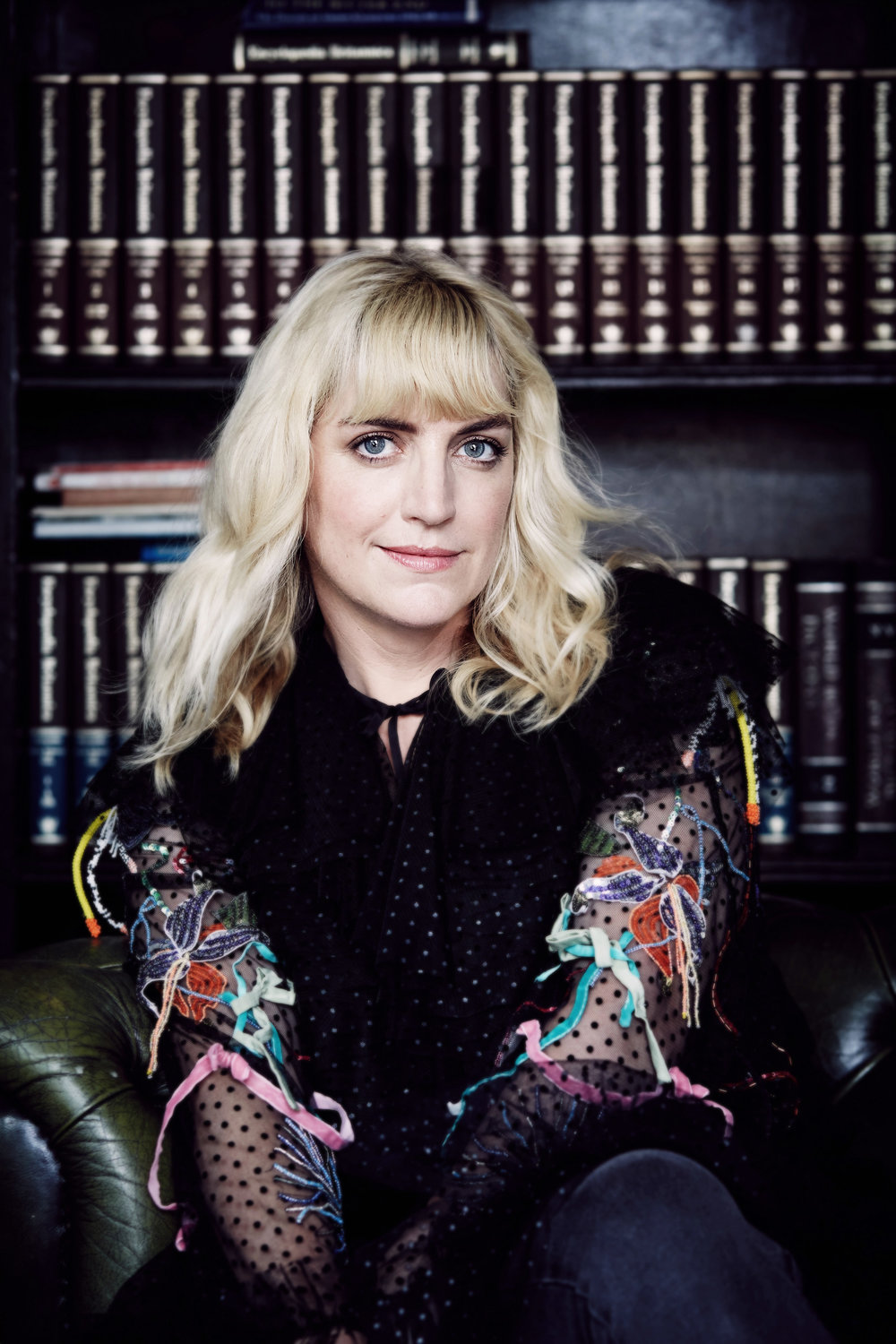 Sally Seltmann  Author + Musician