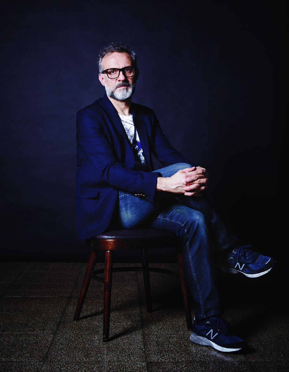 Massimo Bottura  Sunday Life  People - Portraits