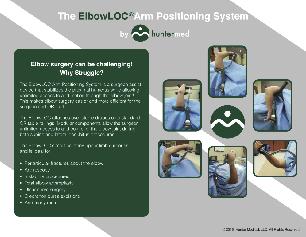 ELBOWLoc Flyer