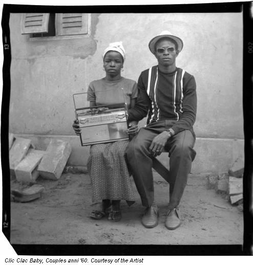 60's couple by Clic Clac Baby, Cote D'ivoire