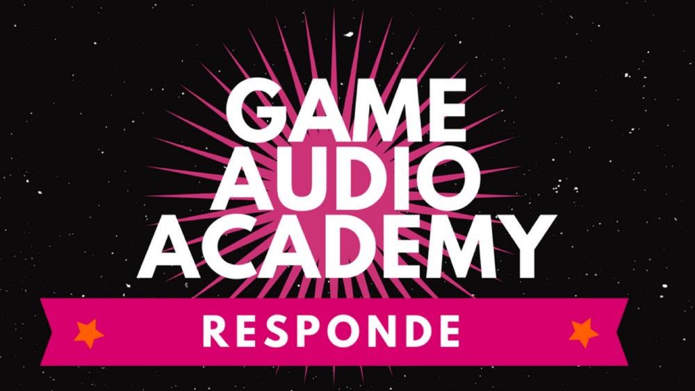 Game Audio Academy Responde Capa
