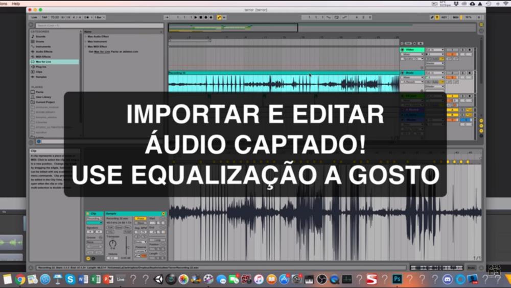 Ana Maria Game Audio EQ