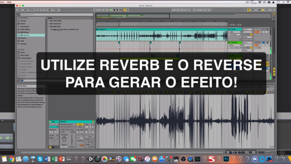 Ana Maria Game Audio Reverb