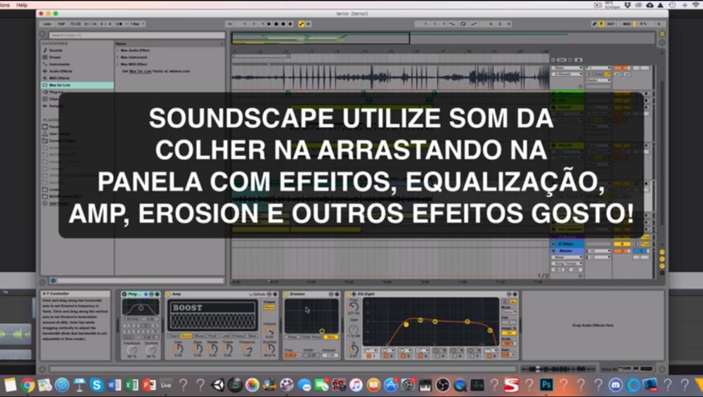 Ana Maria Game Audio Efeitos