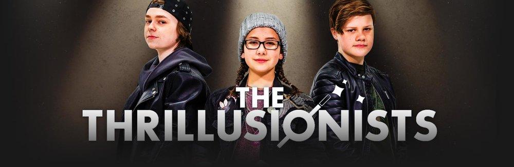 Thrillusionists on CBC Kids