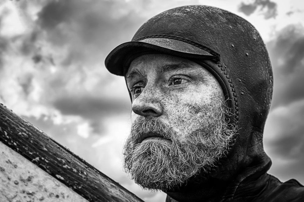 Michael Sharp, Adventurer