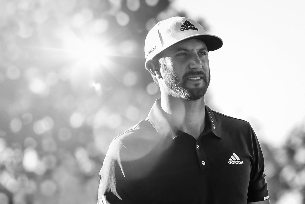 Dustin Johnson, PGA Golfer