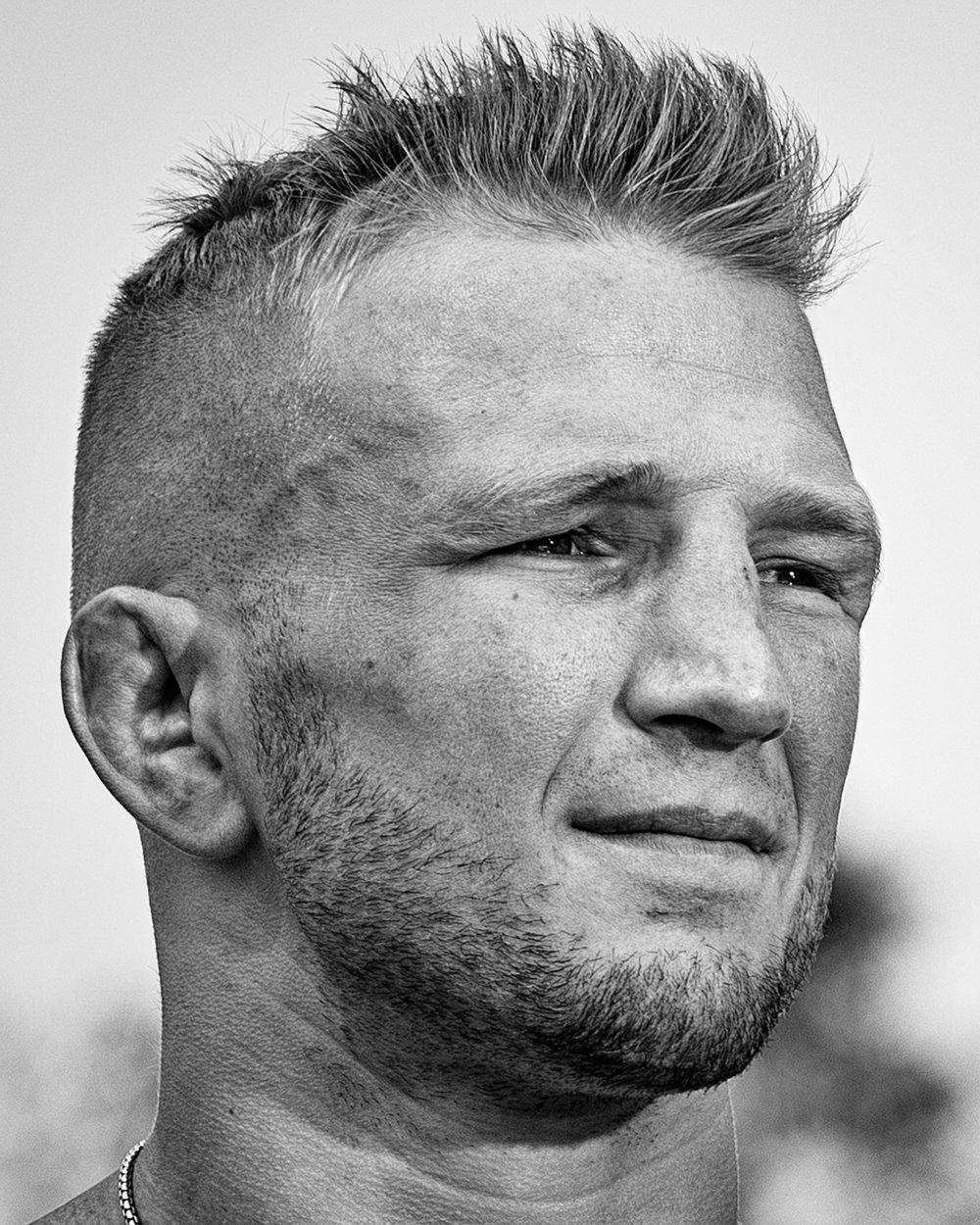 TJ Dillashaw, UFC Bantamweight Champion