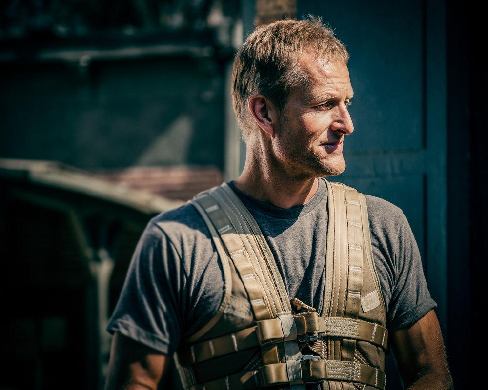 Tim Rigby, Stunt Performer + Coordinator