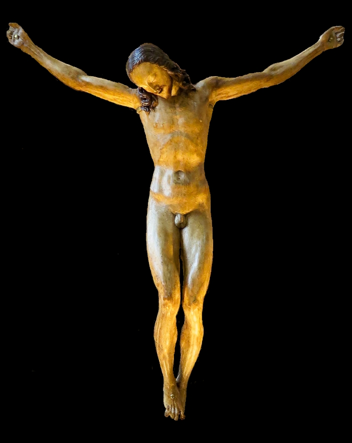 The  Crucifixion of Christ by Michelangelo, 1492