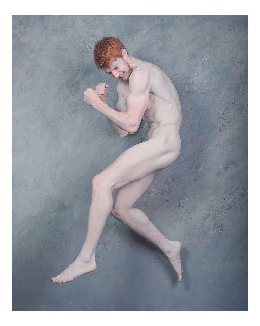 White Rodin