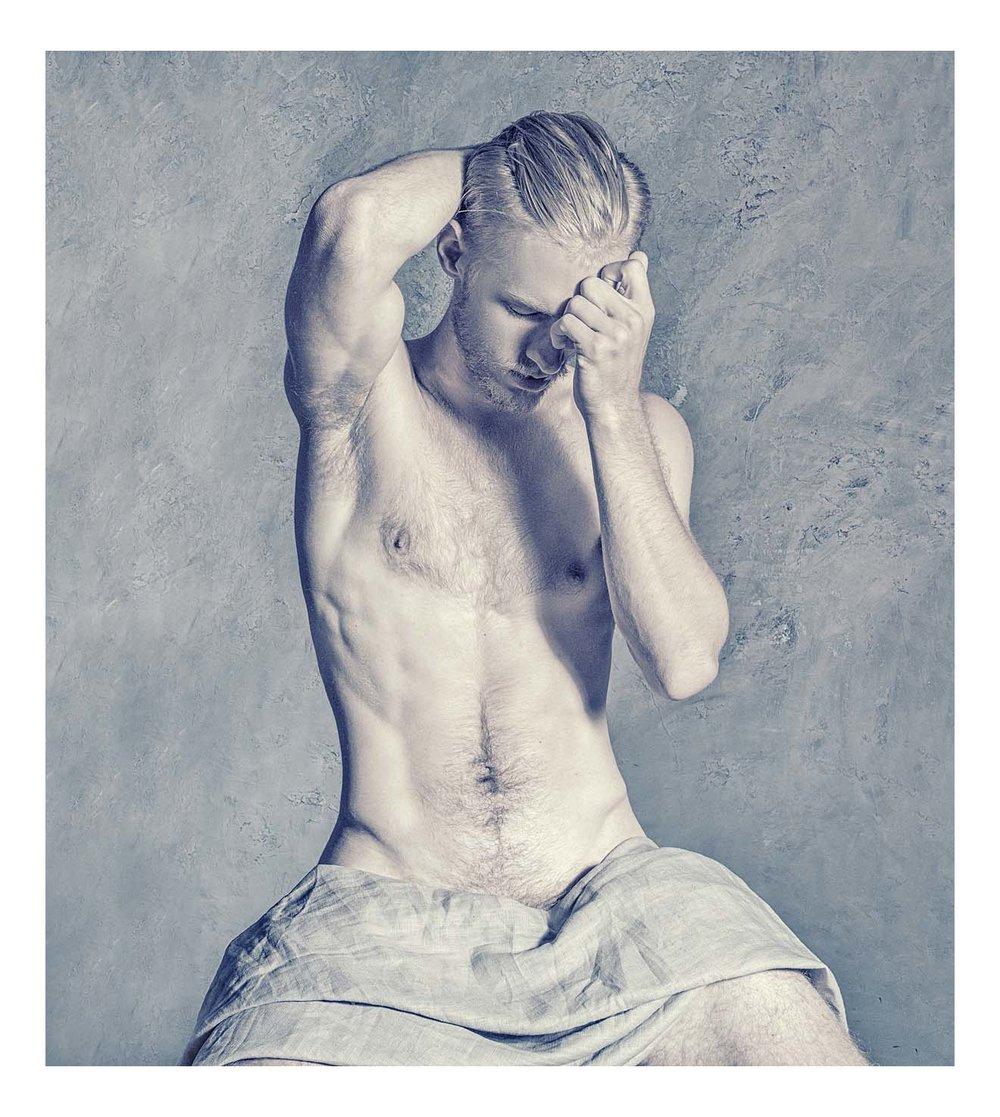 White Rodin II