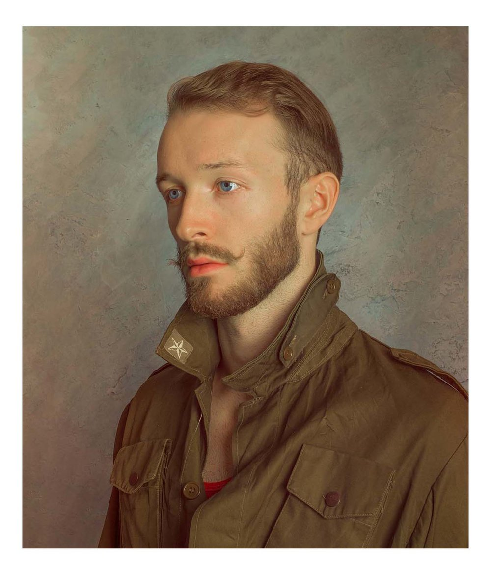 Portrait of Dr. Julian Ives