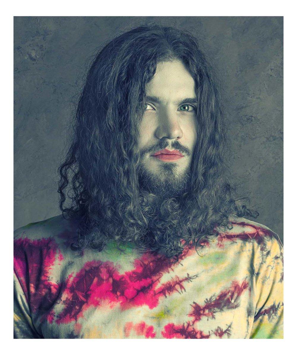 Portrait of Eric V Klipping