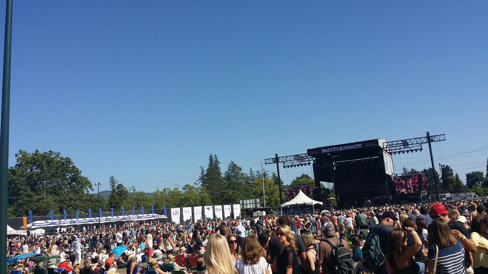 Packed House at BottleRock 2014