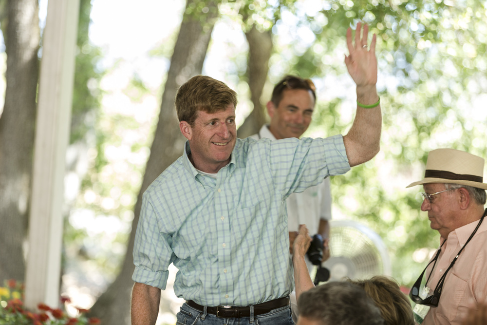 Patrick Kennedy will also be in attendance!  Courtesy Photo