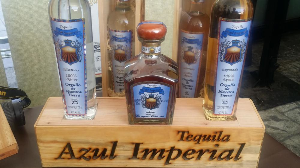 Azul Imperial Tequila