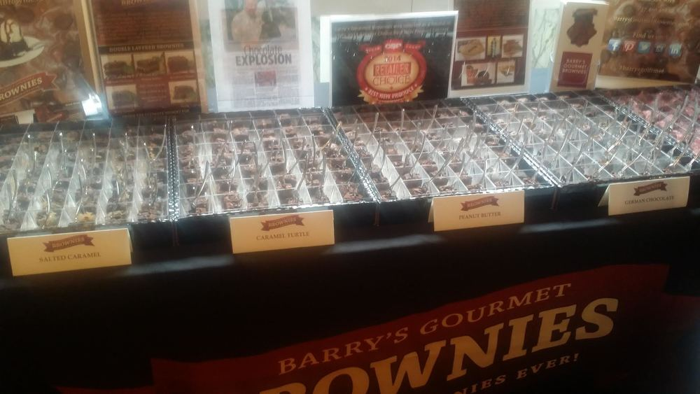 Barry's Gourmet Brownies