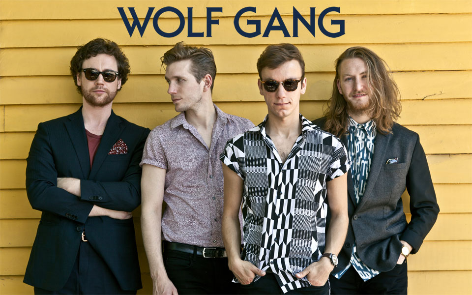 Wolf Gang  Photo Credit: Website