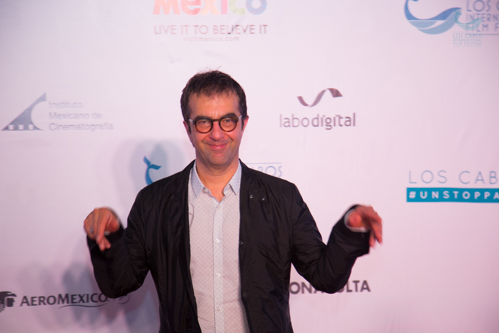 Atom Egoyan: director of 'The Captive'. Courtesy Photo