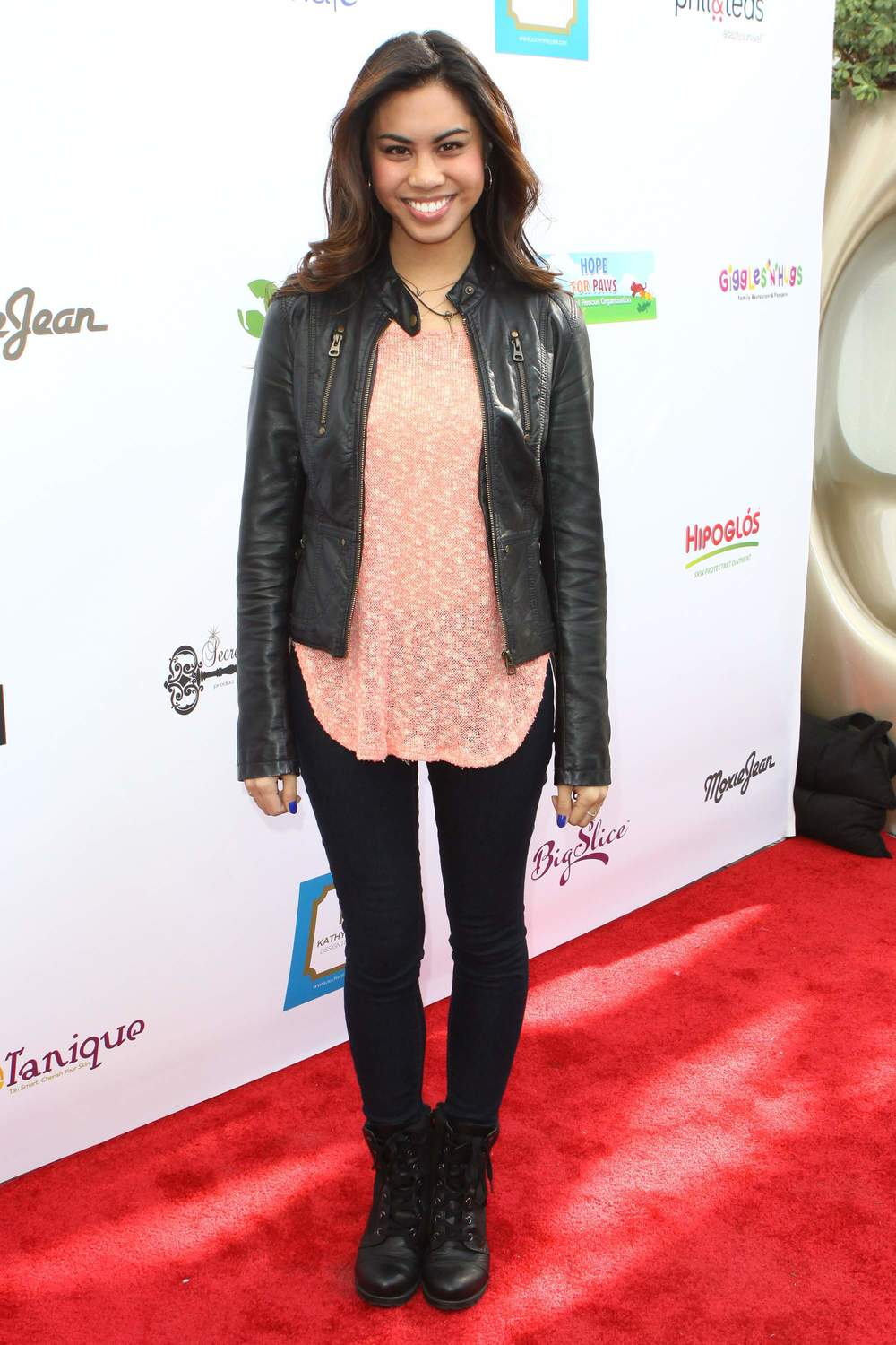 Ashley Argota Attends the Secret Room Gift Lounge