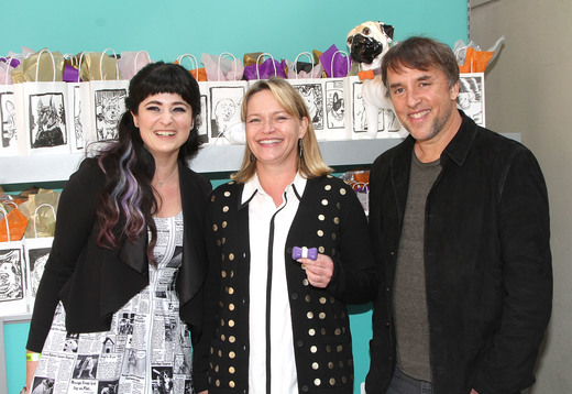 Richard Linklater of 'Boyhood' Stops By WonderWoof! Photo Courtesy of Getty Images