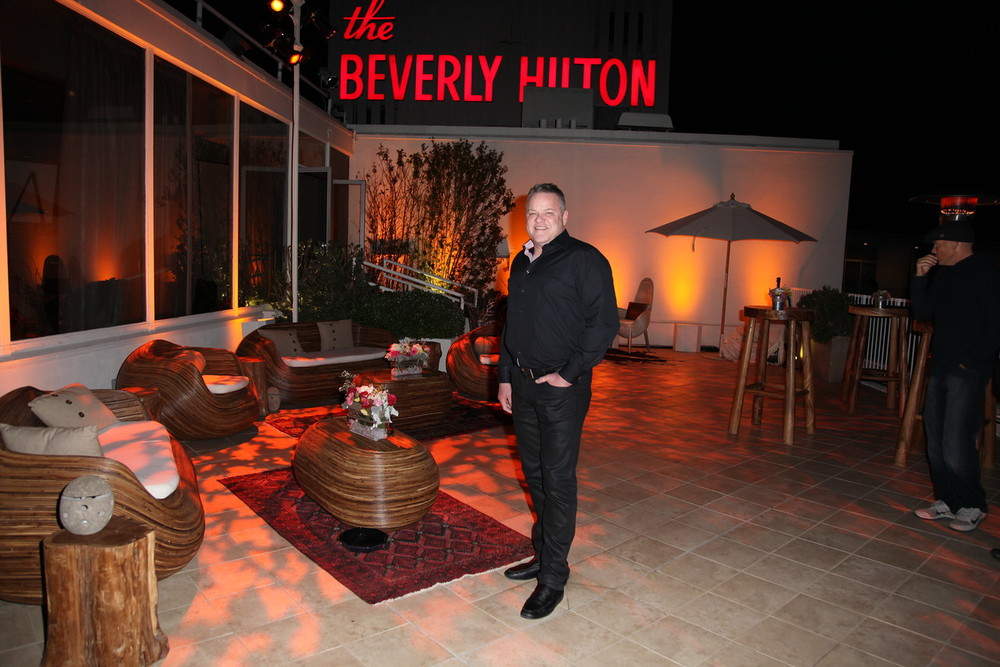 Per Wickstrom  , Choices Recovery Founder at the 'Salute to the Stars' Oscar Party held at The Beverly Hilton