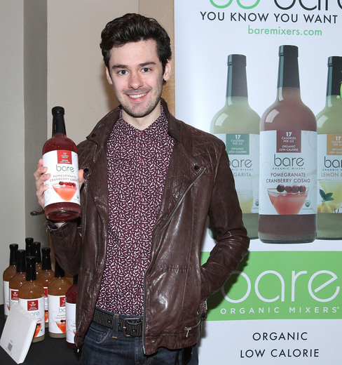 Brendan Robinson Picking Up Bare Mixers! Photo Credit: Getty Images