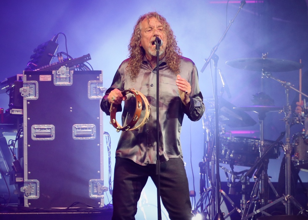 The Incredible Robert Plant! Courtesy Photo