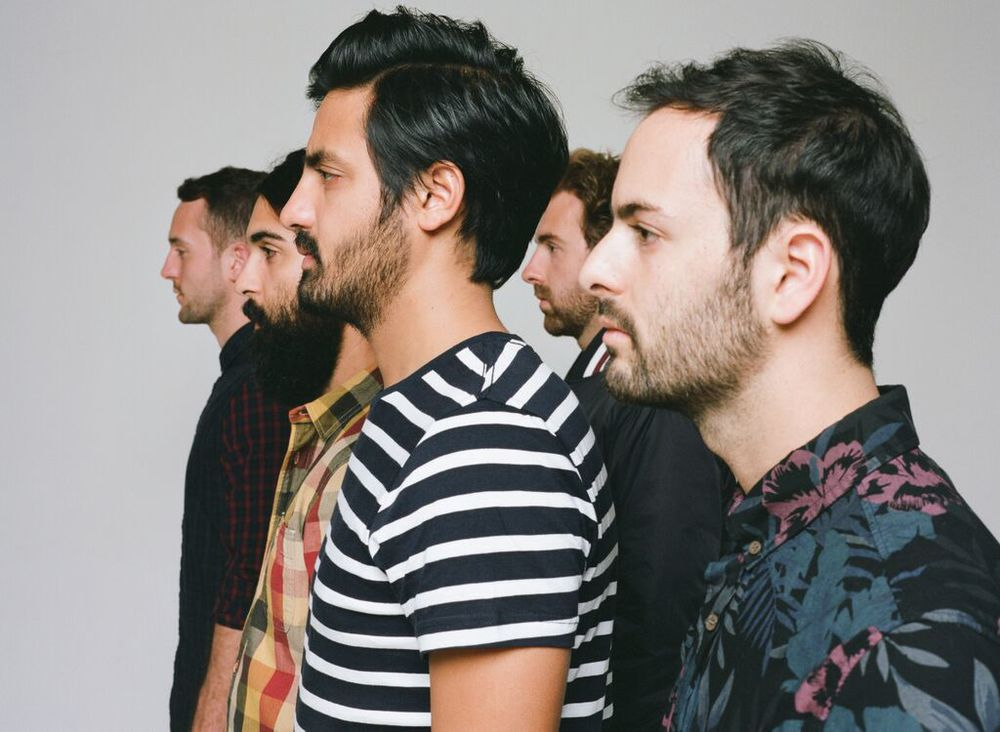 Young the Giant! Courtesy Photo