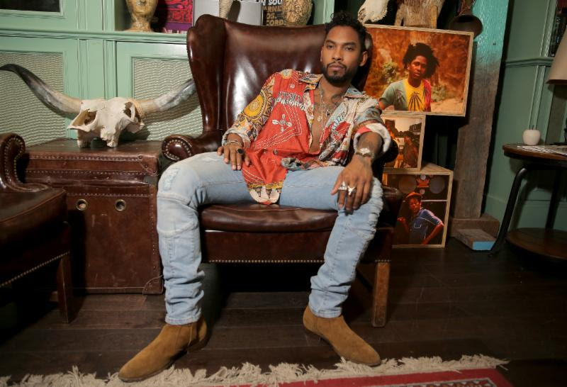 An Evening With Miguel at Sonos Studios Presented by Pandora!    Photo by Chelsea Lauren/Getty Images for Pandora