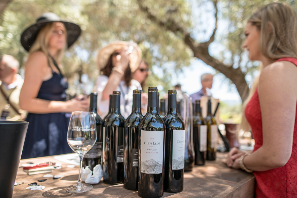 Taste of Napa! Photo Credit: Robert McClenahan