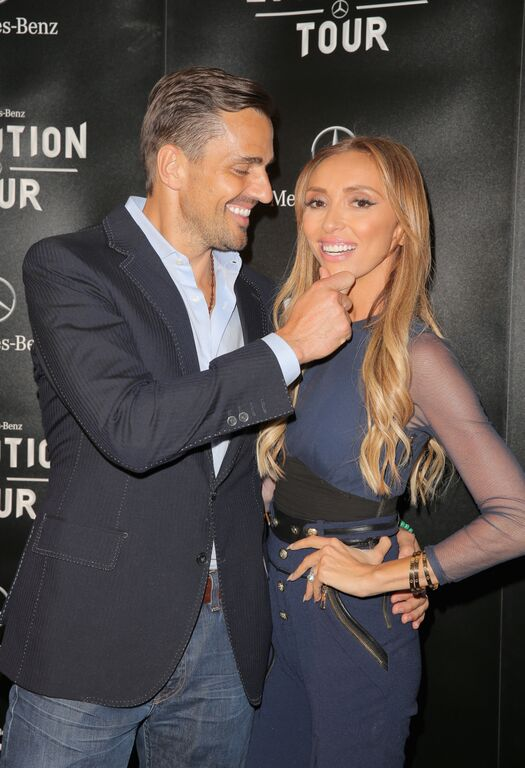 Giuliana Rancic and Beau Even Came to LA to Show Their Support!  Courtesy Photo