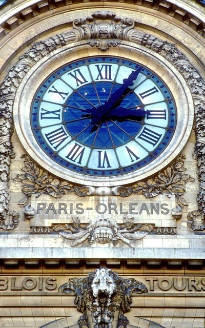 The Musée d'Orsay Clock. Photo Credit: Paris Tourist Office - Photographer : Amélie Dupont