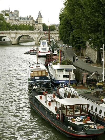 The La Seine River. Photo Credit: Paris Tourist Office - Photographer : Stéphanie Rivoal