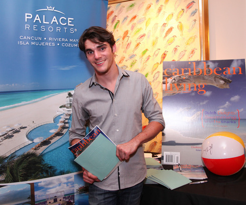 "RJ Mitte from Emmy Award Winner ""Breaking Bad"" with Palace Resorts"