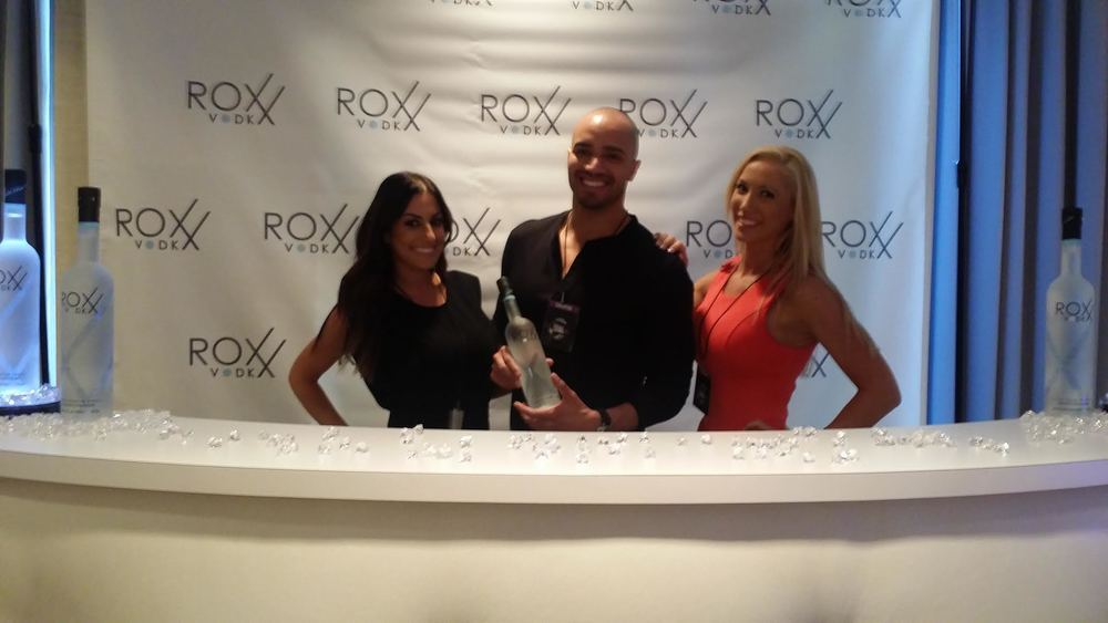 Roxx Vodka Served Themed Cocktails Throughout the Event!